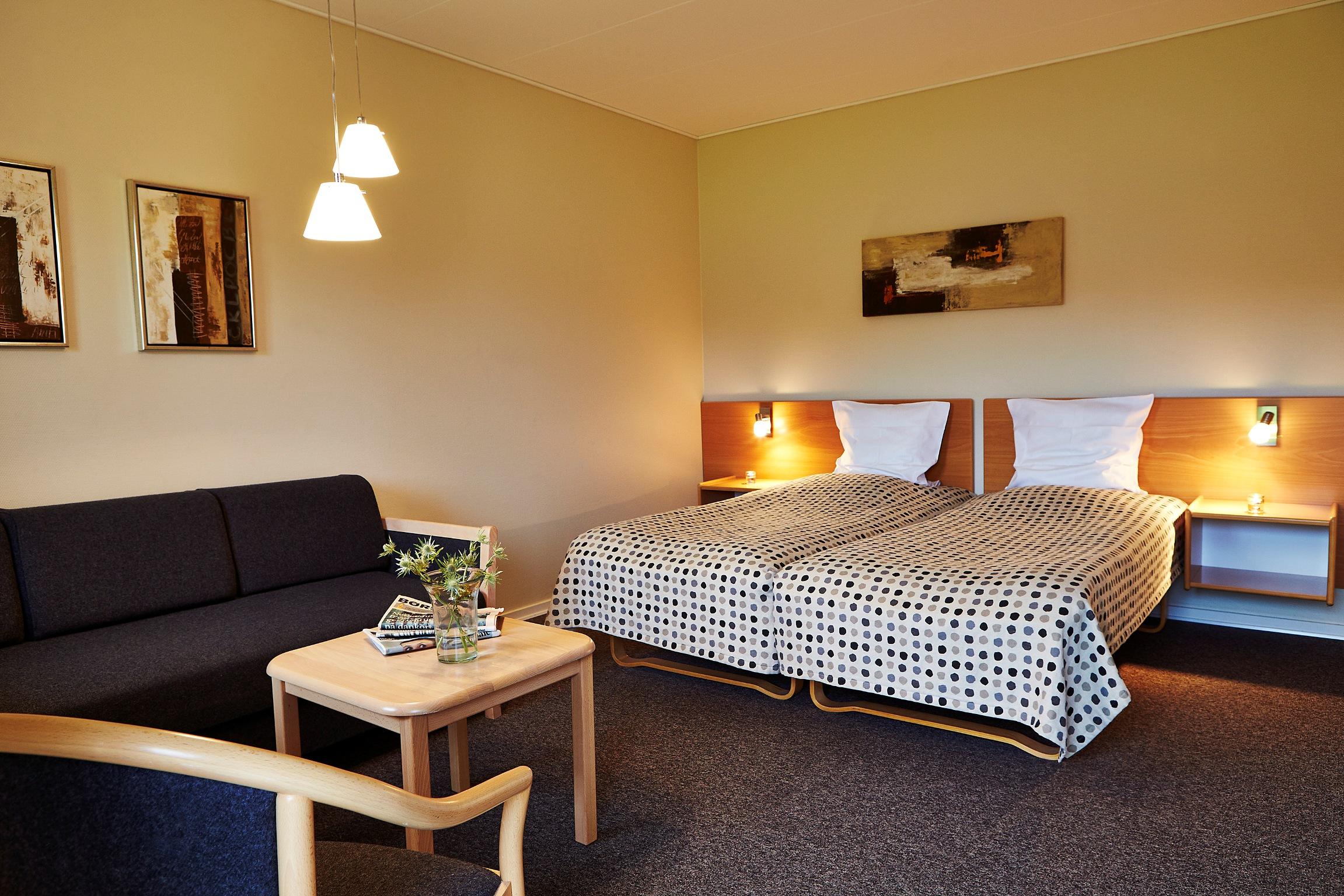 Hotel Svanen Grindsted | Tæt på LEGOLAND® og LEGO® House
