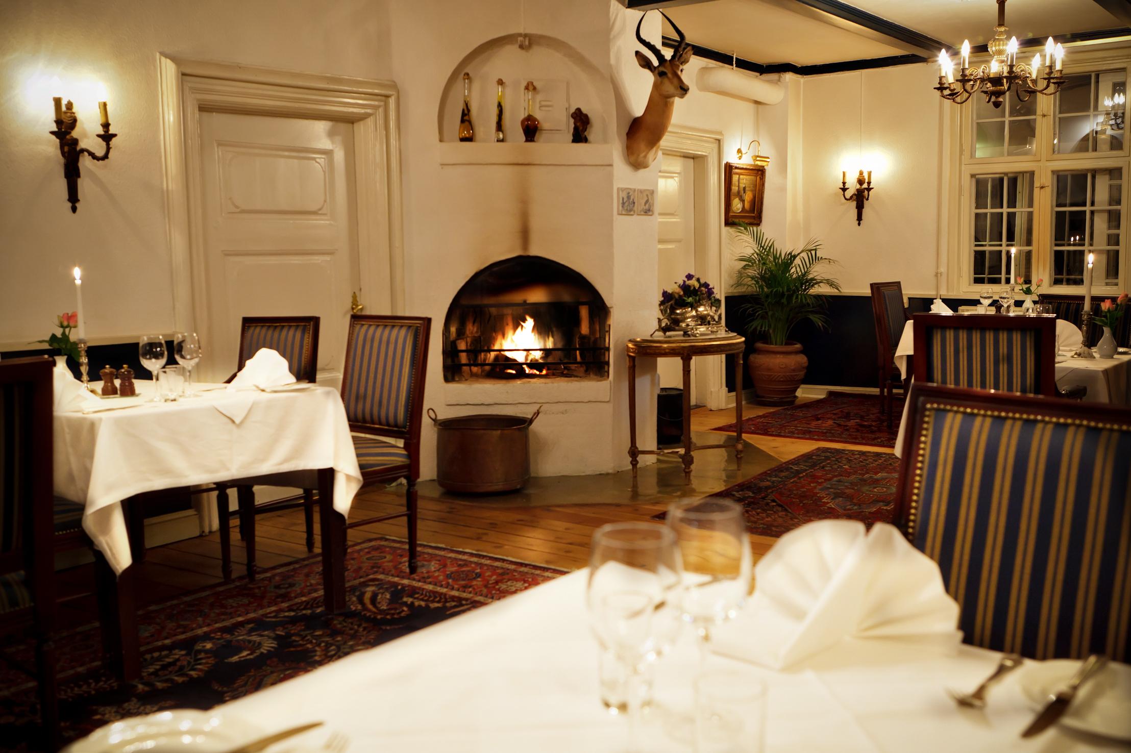 Hotel Kirstine - romantisk hotel midt i Næstved