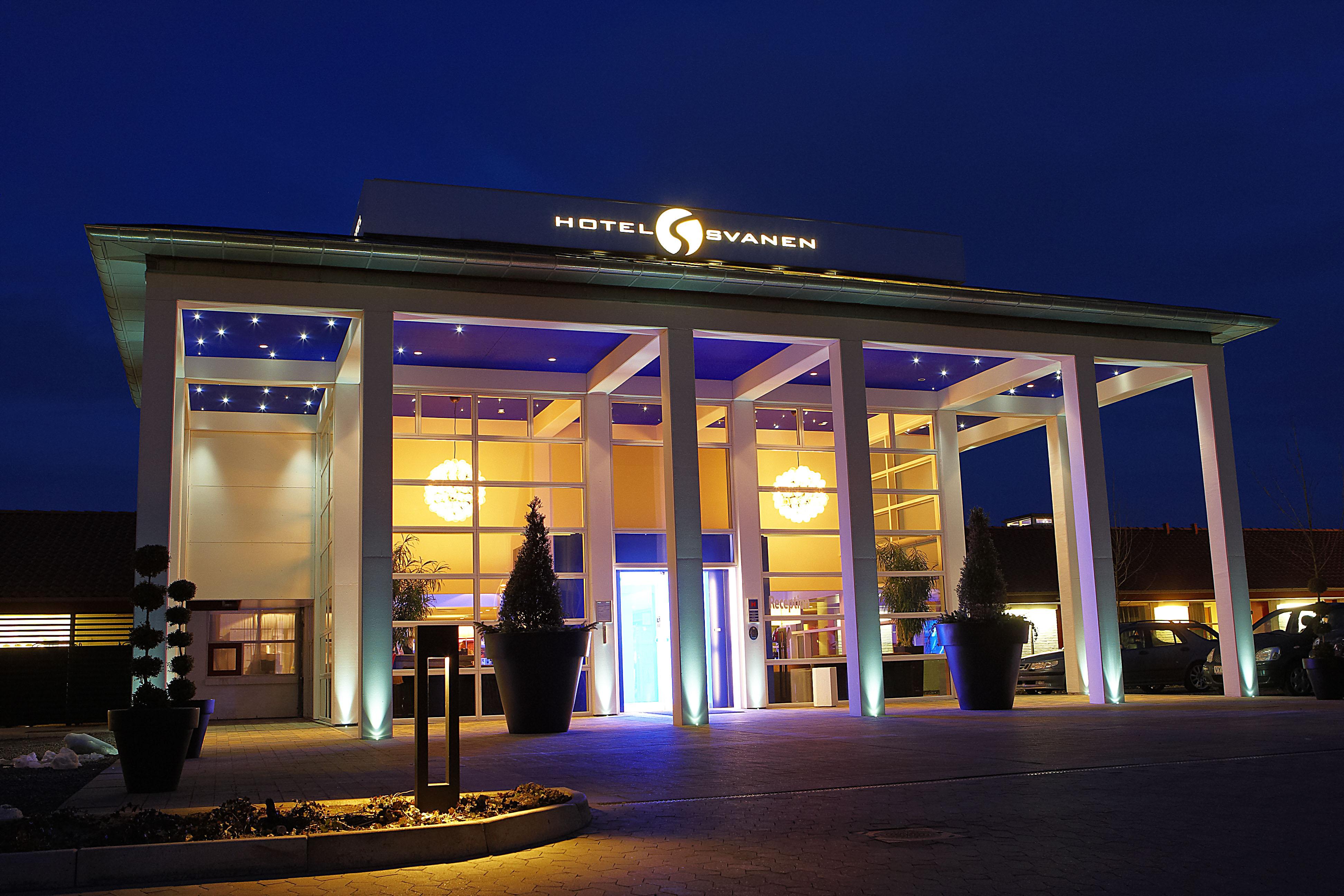 Hotel svanen billund i g afstand fra legoland for Familien designhotel