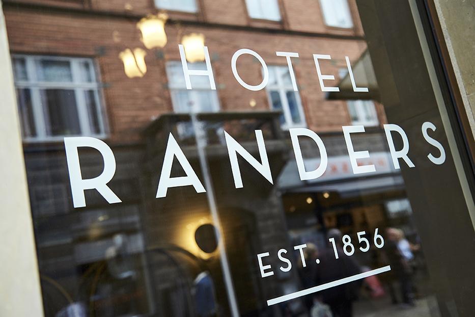hotel randers menukort