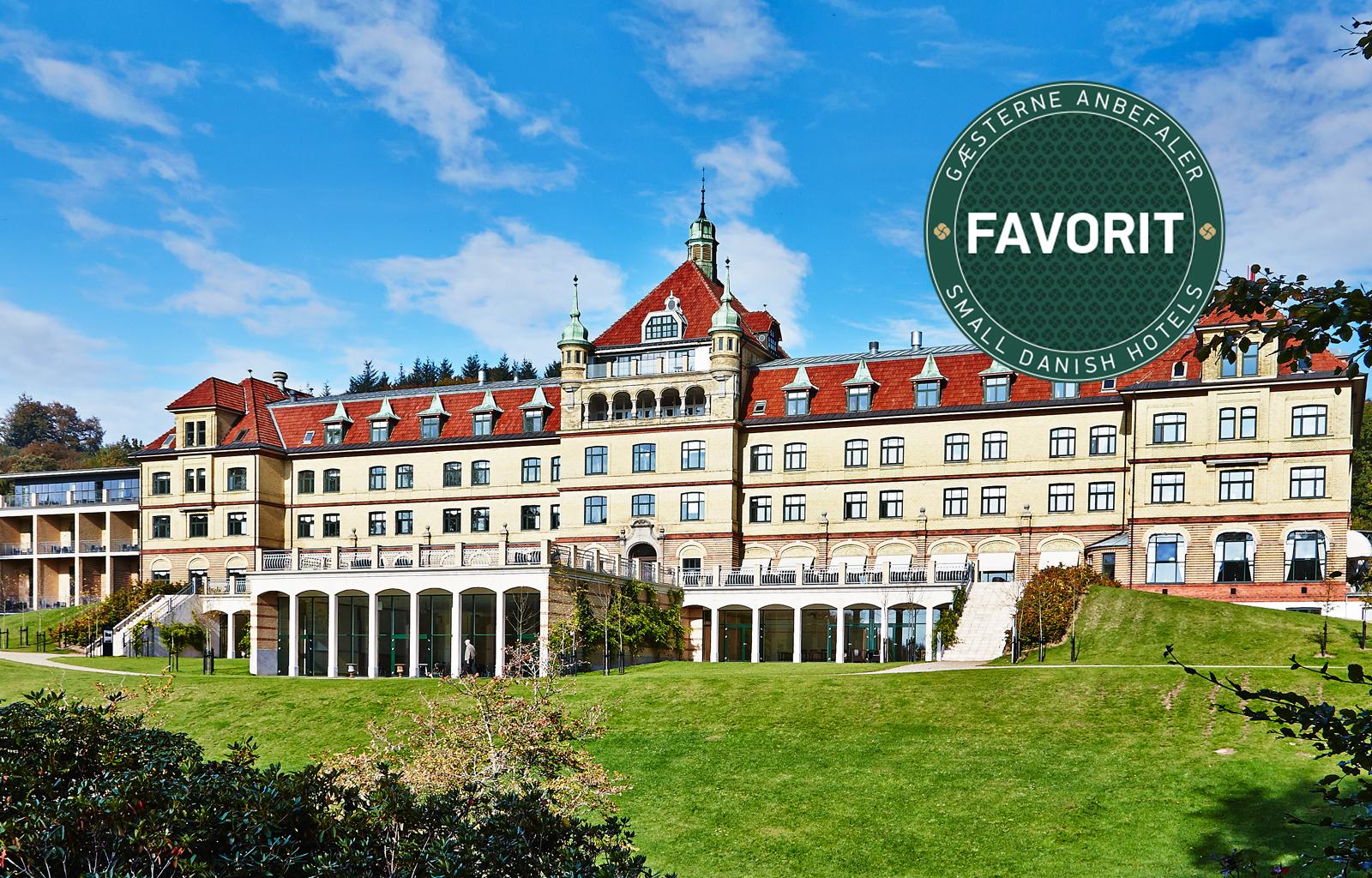 massage midtsjælland hotel i københavn med spa på værelset